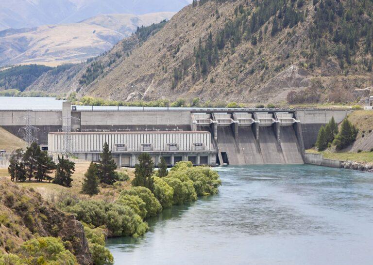 Vattenkraftsverk